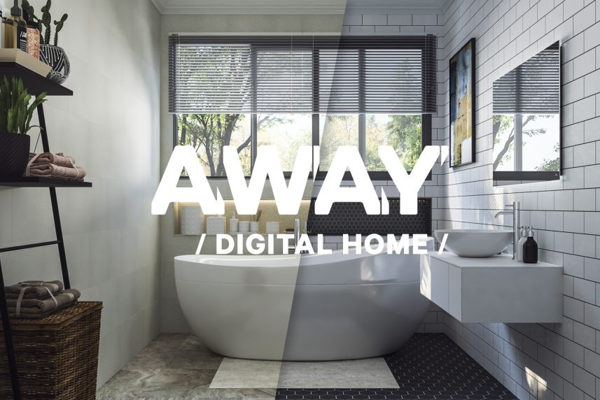 Away / Digital Home /, we can make purchaser variations as we walk around a 3D model
